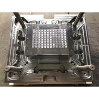 China Vegetable Crate Plastic Injection Mould Auto Drop Cold Runner P20/718/H13/NAK80 for sale