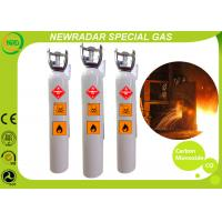 CO Carbon Monoxide Gas Flammable , Odorless Tasteless Colorless Gas