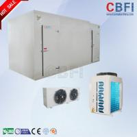 China Fast Food Shops / Supermarket Cold Room , Walk In Cold Storage With Automatic Temperature Control System on sale