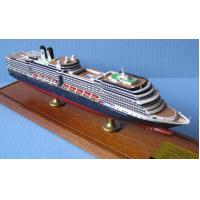 Signature Class Cruise Ship Business Model , MS Eurodam Cruise Ship Models for sale