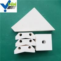 Wholesale High temperature resistance alumina oxide ceramic tile al2o3 plate from china suppliers