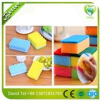 Wholesale special sponge pad,sponge scouring pad,sponge scourer/Good quality sponge scourer from china suppliers