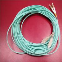 Wholesale SC FC ST LC MTRJ E2000 SM MM Optical Patch Cords from china suppliers