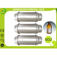 Best SO2 Industrial Gases Sulfur Dioxide Refrigerant Air Pollution Colorless wholesale