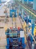 China CE H Beam Production Line For Box Columns Beam Use In Soaring Skyscrapers on sale