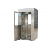Wholesale CE Intelligence Class 100 Cleanroom Air Shower Stainless Steel from china suppliers
