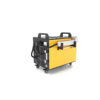 Buy cheap Portable Single Phase 200W Fiber Laser Cleaning Machine from wholesalers