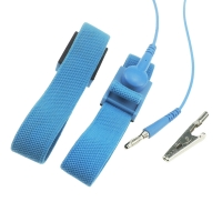 Wholesale Cordless Hypoallergenic Polyester Anti Static Wrist Strap from china suppliers