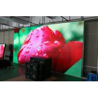 Buy cheap Die Casting Aluminum Indoor Full Color Led Display Screen P5 1800cd/m2 from wholesalers