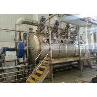 Wholesale Low Liquor Ratio Dyeing Machine , Air And Liquid Multi Flow Dyeing Machine Capacity 1000kgs from china suppliers