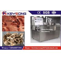 Wholesale 220v / 380v 22kw / H Soya Meat Making Machine Food Grade Stainless Steel Energy Saving from china suppliers