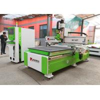 China ATC 1325 Cnc Router Machine , Woodworking Cnc Machines With Customized Color on sale