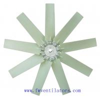 Wholesale plastic fan blades for industrial axial ventilation fan from china suppliers