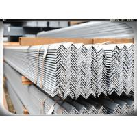 Galvanized Equal Channel Steel Section Profiles , Steel Structure Section