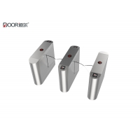 Wholesale IP24 Access Control 304 Stainless Steel Flap Barrier Turnstile from china suppliers