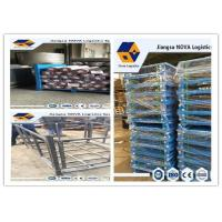 Wholesale Warehouse Steel Pallet Rack Spare Parts Efficient Storage With L / U Type from china suppliers