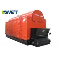 Wholesale Vertical Double Drum Wood Pellet Fired Steam Boiler83% Thermal Efficiency from china suppliers