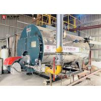 Wholesale Swimming Pool Oil Hot Water Boiler Heating System , Gas Fired Hot Water Boiler from china suppliers