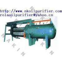 Wholesale JYWL Horizontal-closed Waste Oil Filtration Device from china suppliers