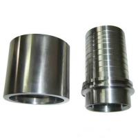 Wholesale Baoji factory  OEM Precision CNC Machining & Turning titaniun Parts by drwaing 3D from china suppliers
