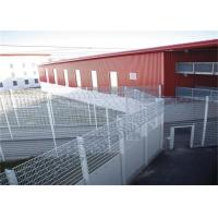 Buy cheap High Performance High Security Wire Fence , Welded Mesh Security Fencing from wholesalers