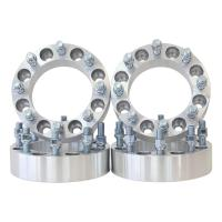 Wheel Spacer 8x6.5 to 8x180 Adapters 1.5 Thick 38mm thick 14x1.5 Studs for Chevy GMC for sale