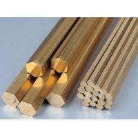 Wholesale hexagonal brass rod from china suppliers