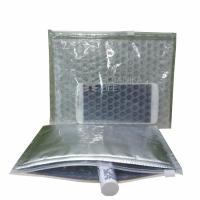 Quality Hot selling customized size zipper bag air bubble ziplock bags for sale