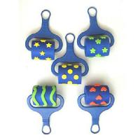 Wholesale Roller Kids Rubber Stamp Set For Decorative / Souvenir from china suppliers