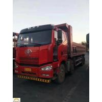 China Commercial FAW Tipper Truck 6x4 , 2nd Hand Dump Trucks 30 Ton Manual Transmission on sale