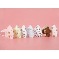 Wholesale Cute Cotton Disposable Kids Surgical Mask Children N95 With Funny Design from china suppliers