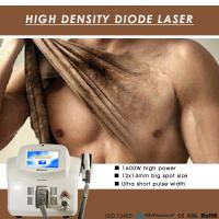China High Density Diode Laser 808nm Hair Removal Machine for Beauty Salon Use for sale