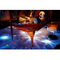 Wholesale Outdoor Floor LED dance display with interactive screen P8.9mm,P10.4mm  Man-machine intera from china suppliers