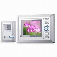 Wholesale Video Doorphone with Handsfree 5-inch Color VDP Screen from china suppliers