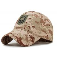 Wholesale Unisex Army Style Embroidered Baseball Caps Sports Adjustable Snapback Design from china suppliers