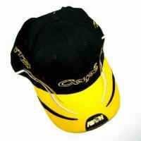 Buy cheap 100% Cotton Baseball Cap, Suitable for Women or Men from wholesalers