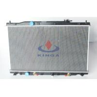 Best CRV RM1 / 2 / 4 2012 Honda Aluminum Radiator with plastic tank for Cooling System wholesale