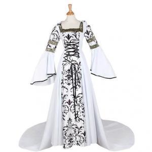 Wholesale Medieval Dress Wholesale XXS to XXXL CosplayDiy Women