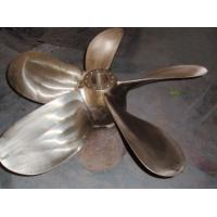 Wholesale High Quality Bronze Marine Boat Propeller from china suppliers