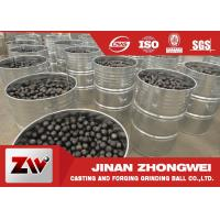 No Broken High Hardness Good Wear Resisitance ball mill steel balls