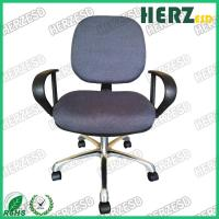 Wholesale Fabric Surface ESD Safe Chairs Grey Color For Electronic Office / Workshop from china suppliers