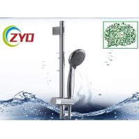 China Portable Bathroom Shower Sets Sliding Bar Adjustable Shower Hand Holder on sale