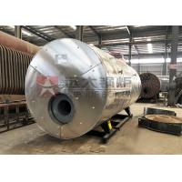 Wholesale Automatic Water Feeder Gas Steam Boiler 2000Kghr For Soft Drinks Plant from china suppliers