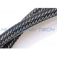 Wholesale UL Approval PET Expandable Sleeving Wear Resistant For Computer Power Cord from china suppliers