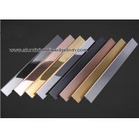 Wholesale Good Corrosion Resistance Stainless Steel T Section Profiles 20mm Width from china suppliers