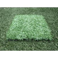 Wholesale Waterproof 12800Dtex Fake Artificial Grass Flooring Lawn with Plastic Base for Park from china suppliers
