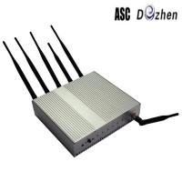 Wholesale Dz101b-6 Six Bands High Power Cellular Jammer, WiFi Jammer, GPS Jammer, VHF UHF Jammer, High Power Prison Jammer from china suppliers