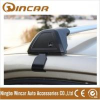 China universal auto roof racks/ car luggage carrier / car roof top carrier crossbars with locki on sale