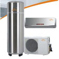 Best Popular item  heat pump for hot water +cooling +heating  Rotary compressor home use air to water  heat pump wholesale
