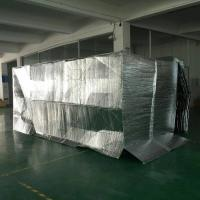 Wholesale cargo cover thermal liner aluminum foil and woven reusable bag for container from china suppliers